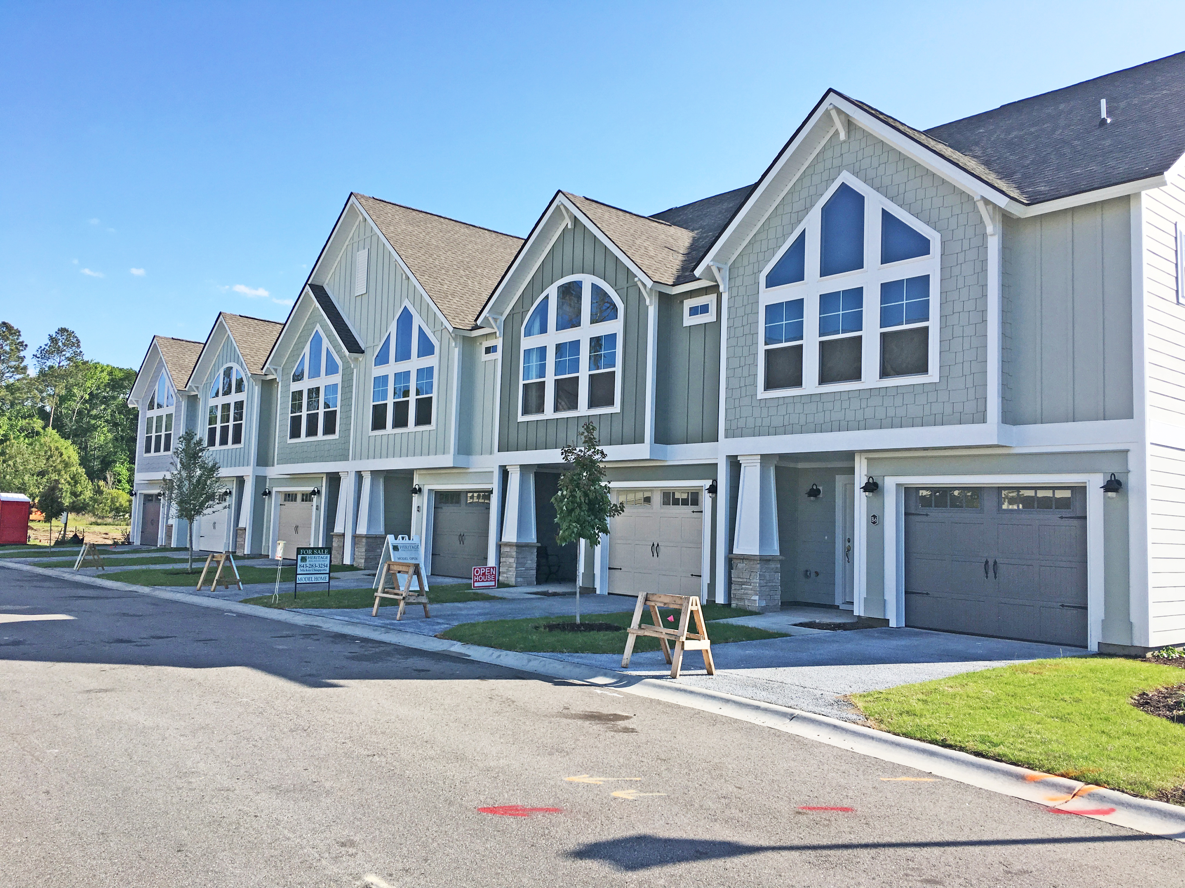 Townhouse Designs And Floor Plans Oceanbay Townhomes Myrtle Beach South Carolinamyrtle Beach